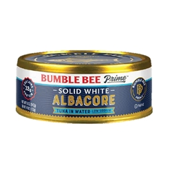 Solid White Albacore Low Sodium
