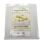 Cream of Chicken Vegetable Soup Mix Gluten Free