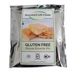 ALF Blonde Brownie Mix Gluten Free