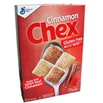 Chex Cinnamon Nut Cereal