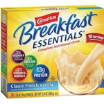Nestle Instant Carnation Breakfast - Essentials Variety