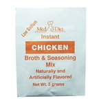Med-Diet Chicken Soup Packet