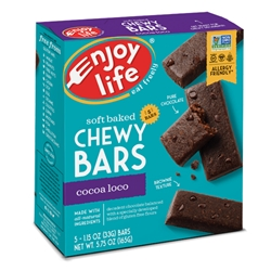 Enjoy Life Cocoa Loco Snack Bar Gluten Free