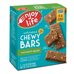 Enjoy Life Apple Caramel Snack Bar