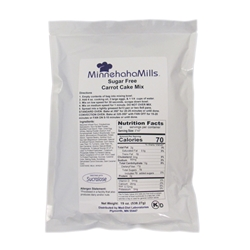 Minnehaha Mills Carrot Cake Mix