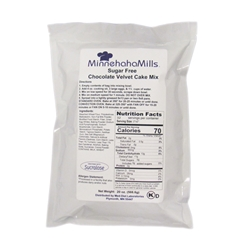Minnehaha Mills Chocolate Velvet Cake Mix