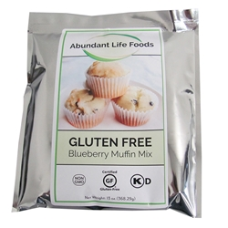 ALF Blueberry Muffin Mix Gluten Free
