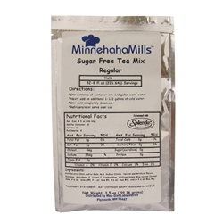 Minnehaha Mills Regular Tea Mix