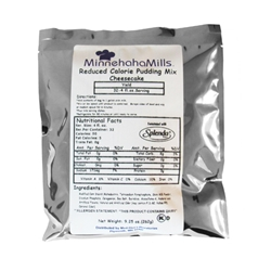 Minnehaha Mills Cheesecake Pudding Mix