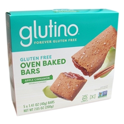 Glutino Apple Breakfast Bar