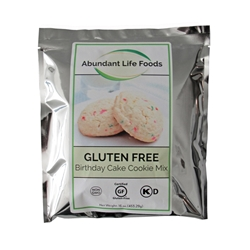 ALF Cookie Mix Gluten Free
