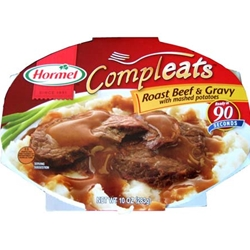 Hormel Beef and Mashed Potatoes