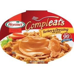 Hormel Turkey with Dressing