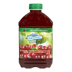 Thick & Easy Cranberry Juice - Nectar