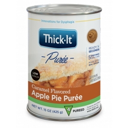 Thick-It Caramel Apple Pie