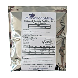 Minnehaha Mills French Vanilla Pudding Mix
