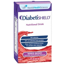 Diabetishield® Mixed Berry