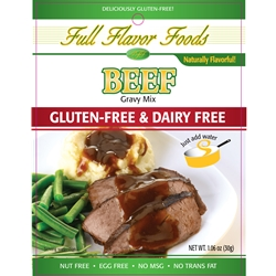 Full Flavor Foods Beef Gravy Mix
