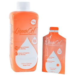 LiquaCel Liquid Protein - Orange