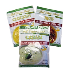 Full Flavor Gluten Free Soup Mix Variety